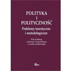 EBOOK Polityka i polityczność