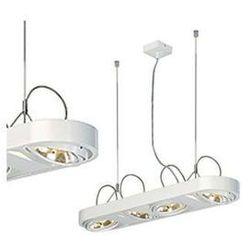 LAMPA wisząca AIXLIGHT R LONG 111 159071 Spotline aluminiowa OPRAWA LISTWA biały