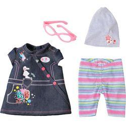 Baby born Deluxe Jeans Collection Ubranko dla lalki