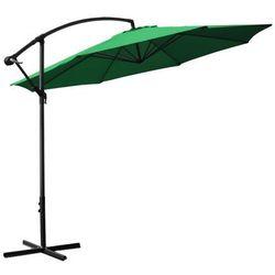Malatec Parasol ogrodowy 3,5m 8-żebrowy - zielony