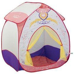 Ludi, Księżniczka, namiot duży Darmowa dostawa do sklepów SMYK