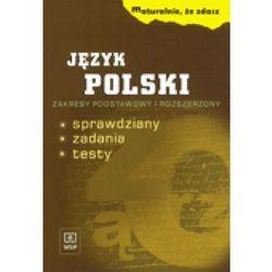 Maturalnie że zdasz Język polski - Dariusz Kamiński (opr. miękka)