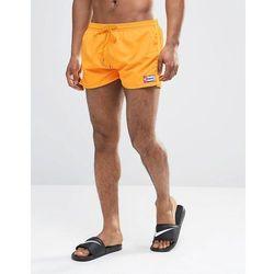 Oiler & Boiler Swim Shorts Freshman Shortie - Orange