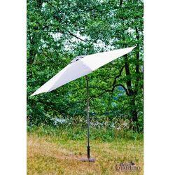 Bello Giardino Parasol Ogrodowy 300cm Ciemnoszary AC.002.001 + Podstawa ?DARMOWA DOSTAWA?