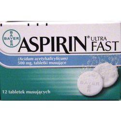 Aspirin Migren 500mg x 12tabl.mus.