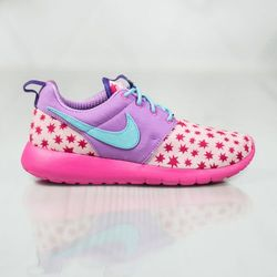 best service 4ce72 62d51 Nike Roshe One Print Gs 677784-604