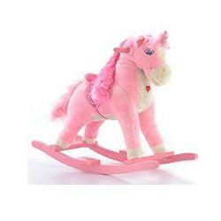 Konik na biegunach Pink dla dzieci