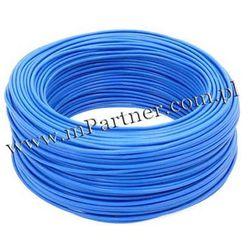 Przewód LGY 1x2,5mm niebieski 100m