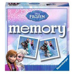 RAVENSBURGER Disney Frozen Gra pamięciowa memory® Kraina lodu