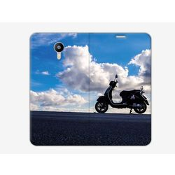 Flex Book Fantastic - Meizu M2 Note - pokrowiec na telefon - skuter