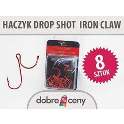 Haczyk na ryby drop shot iron claw