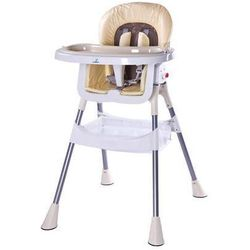 Krzesełko do karmienia Pop cappuccino