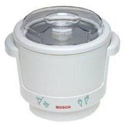 Aksesoria do robota kuchennego Bosch MUM 4 Bosch MUZ4EB1 - Przystawka do lodów białe
