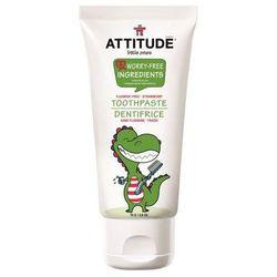 Attitude Little Ones pasta do zębów dla dzieci bez fluoru o smaku truskawkowym 75 g