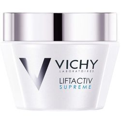 Vichy Liftactiv Supreme, krem, skóra sucha, bardzo sucha, 50 ml