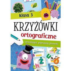 KRZYZOWKI ORTOGRAFICZNE KL.3-AKSJOMAT (opr. broszurowa)