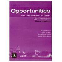 New Opportunities Upper Intermediate. Matura Powerbook (opr. miękka)