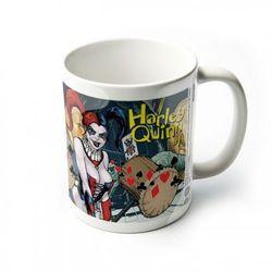 Liga Sprawiedliwych (Harley Quinn Number 1) - kubek