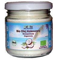 Olej kokosowy bezzapachowy NV BIO 200ml