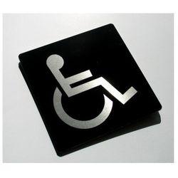 Piktogram, Symbol, Drzwi - Toaleta Niepełnosprawni