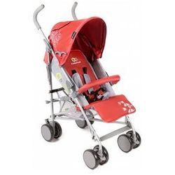 Wózek spacerowy KINDERKRAFT Siesta Red