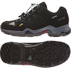 adidas Terrex GTX Półbut Dzieci czarny Przy złożeniu zamówienia do godziny 16 ( od Pon. do Pt., wszystkie metody płatności z wyjątkiem przelewu bankowego), wysyłka odbędzie się tego samego dnia.