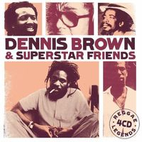 Reggae Legends - Brown & Superstar Friends, Dennis (Płyta CD)