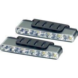 Zestaw lamp samochodowych do jazdy dziennej LED Devil Eyes 610764, 12/24 V