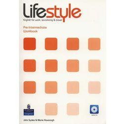 Lifestyle Pre-Intermediate WorkBook /CD gratis/ (opr. miękka)