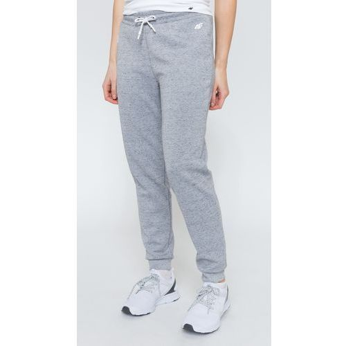 fa2e8b4248 Spodnie dresowe damskie SPDD252 - chłodny jasny szary - porównaj ...