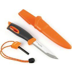 Nóż z krzesiwem Swedish FireKnife Orange