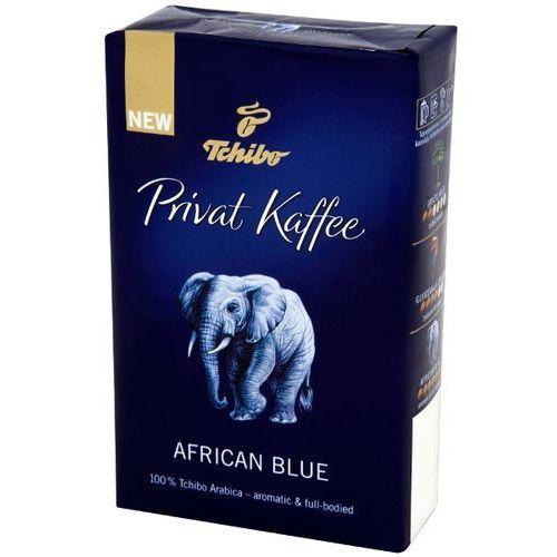 tchibo 250g privat kaffe african blue kawa palona mielona. Black Bedroom Furniture Sets. Home Design Ideas
