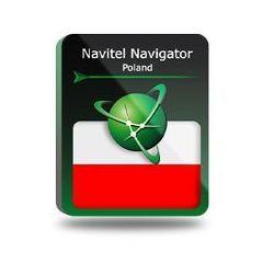 Navitel Navigator Polska - dożywotnia aktualizacja mapy