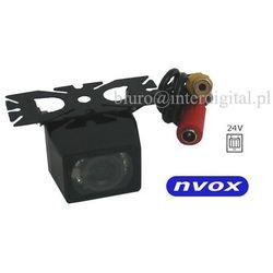 Samochodowa kamera cofania z noktowizją 24V
