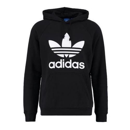 adidas Originals TREFOIL Bluza z kapturem black porównaj