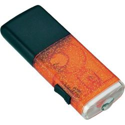 Latarka kieszonkowa LED AccuLux Joker, z akumulatorem, pomarańczowa