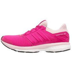 adidas Performance SUPERNOVA GLIDE BOOST 8 Obuwie do biegania treningowe pink/white