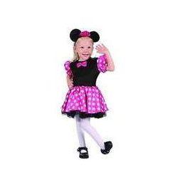Strój dla dzieci Różowa myszka