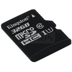 Karta pamięci Kingston microSD 32GB - SDC10G2/32GBSP
