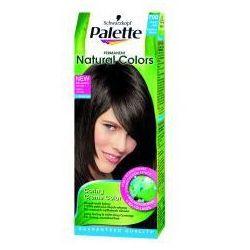 Farba do włosów Palette Permanent Natural Colors Średni brąz 700