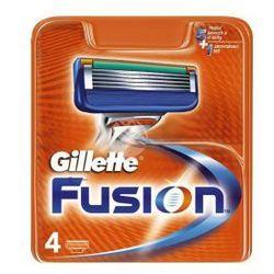 Gillette Fusion (M) wkład do maszynki do golenia 4szt