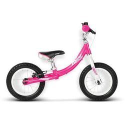 Rowerek biegowy Kross Mini One Size różowo-biały