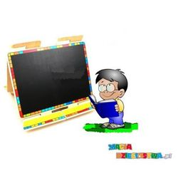 Drewniana tablica edukacyjna dla dzieci Playme + GRATIS