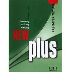 New Plus Pre-Intermediate. Podręcznik (opr. miękka)