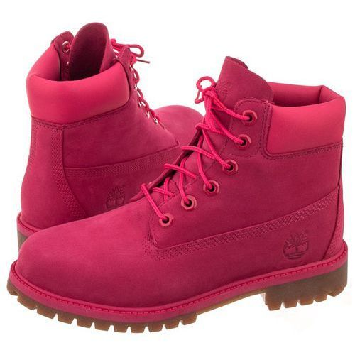 e1081fb792dee Trapery Timberland 6 In Premium WP Boot Rose Red A1ODE (TI53-c ...