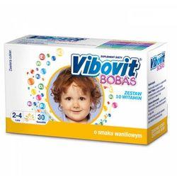 VIBOVIT Bobas x 30 saszetek - data ważności 30-10-2016r.