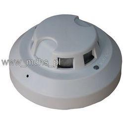 Mini kamera dyktafon podsłuch aparat ukryta w CZUJNIKU DYMU, DETEKCJA RUCHU, 4 GB