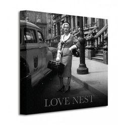 Marilyn Monroe (Love Nest) - Obraz na płótnie