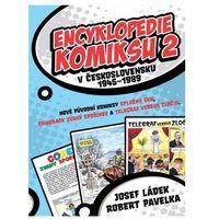 Encyklopedie komiksu v Československu 1945–1989 2 Josef Ládek, Robert Pavelka