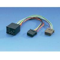 Adapter ISO do radia samochodowego AIV, pasuje do marki BMW3, 5 do 09.00, 7, 8